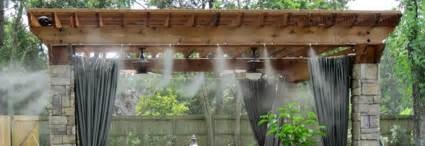 Patio Misting System Patio Misting Systems Water Misters Outdoor Misting Systems