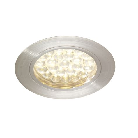 kitchen cabinet downlights rimini high output led recessed cabinet downlight