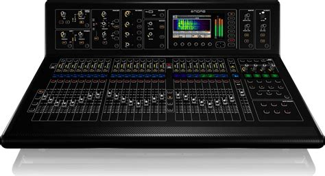 midas console midas m32 32 channel digital console for live and studio