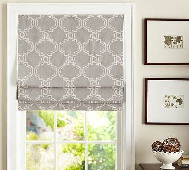 Kitchen Curtains Pottery Barn Master Bath Shade Curtain Alternative To White Pb Avery Cordless Shade