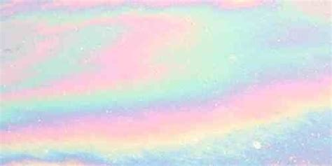Blue Opal Pelangi soft pastel rainbow wallpaper pastel