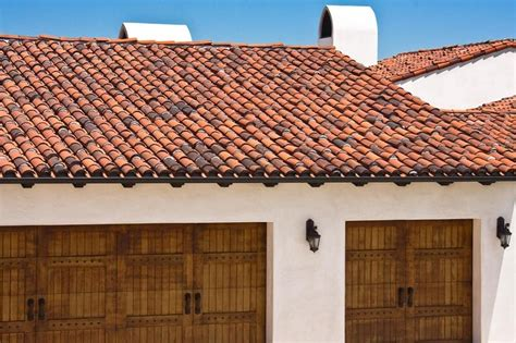 Tile Roof Installation Clay Tile Roof Photo