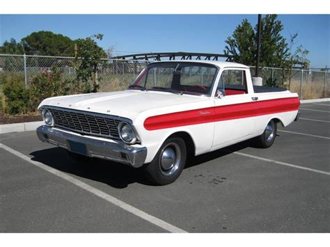 1964 Ford Ranchero by 1964 Ford Ranchero For Sale On Classiccars 4 Available