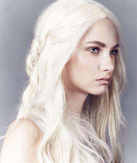 Felice Hair Colour 0 00 White fille cheveux blancs longs daenerys recherche visages femmes faces