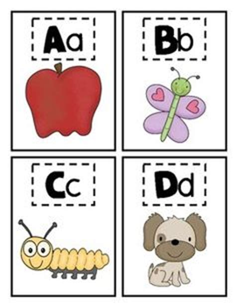 printable alphabet go fish cards alphabet knowledge on pinterest