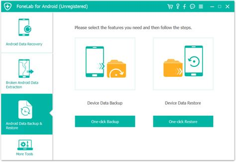 android restore 4 parts to perform broken android data recovery backup and restore