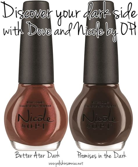 Opi Giveaway - polish insomniac psa dove nicole by opi giveaway