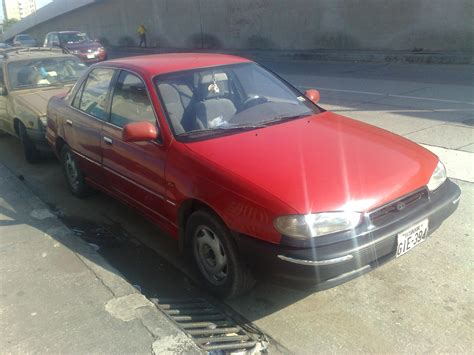 how cars work for dummies 1994 hyundai elantra user handbook val210 s 1994 hyundai elantra gls sedan 4d in