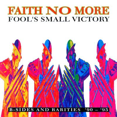Klein Und More by Faith No More Fool S Small Victory Cd At Discogs