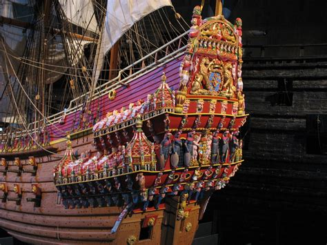 vasa ship museum file vasa color model jpg