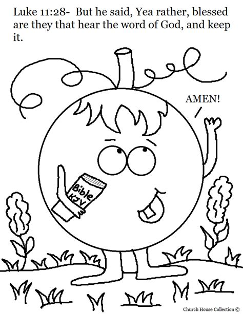 pumpkin coloring pages for church sunday school sunday school coloring pages and pumpkin