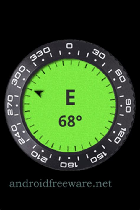 android compass compass free app android freeware