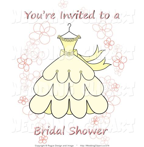 Who Gets Invited To The Bridal Shower by Royalty Free Stock Wedding Designs Of Clothes