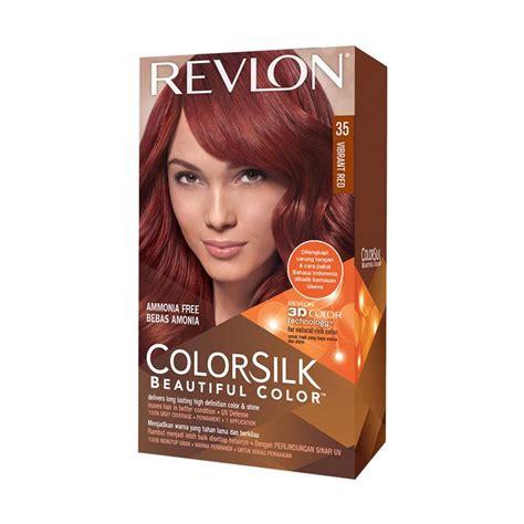 Revlon Pewarna Rambut jual revlon colorsilk hair color pewarna rambut vibrant