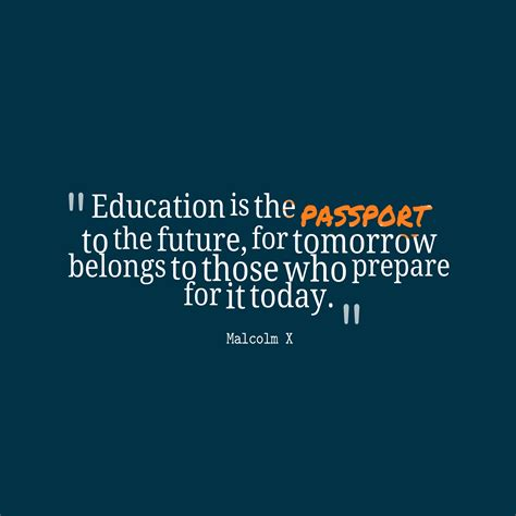 is the picture malcolm x quote about future quotescover