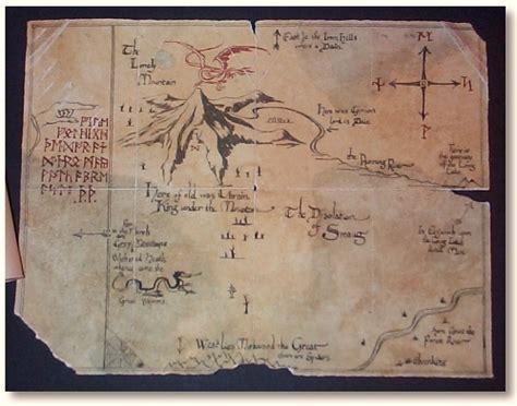 the hobbit interactive map image gallery erebor map