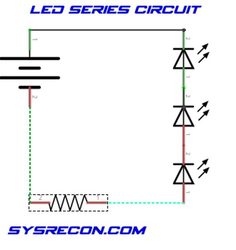multi led resistor calculator how to use light emitting diodes led s sysrecon
