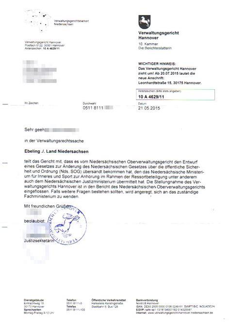 Bewerbung Grundschule Niedersachsen Freiheitsfoo Wiki Reform Polizeigesetz