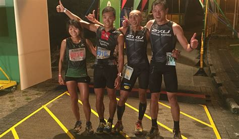 Silet Ying Jili Proffesional Tajam 29 team nepal push through heat to win oxfam trailwalker while and the beasts