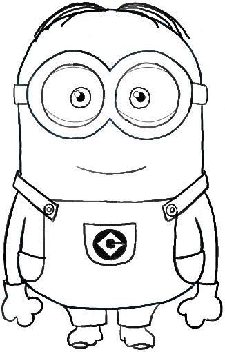 minion coloring pages birthday parties pinterest