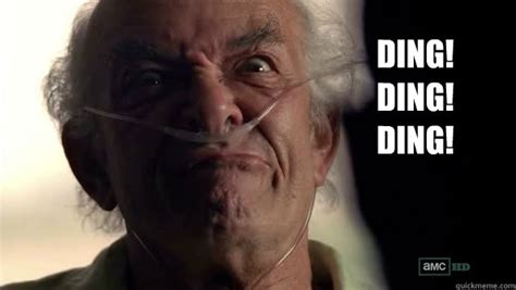 Hector Meme - ding ding ding hector salamanca breaking bad face