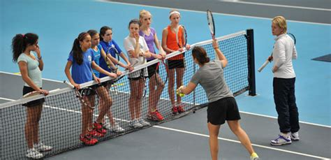 Find To Play Tennis With Tennis For Beginners Learn To Play Tennis With Lta