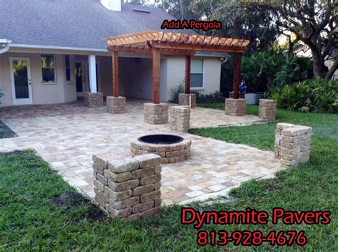 Brick Pavers Ta Florida Patio Pavers Ta Driveway Florida Patio Designs