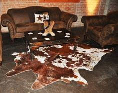 Cowhide Rugs Dallas Tx 1000 Images About Western On Shag Carpet