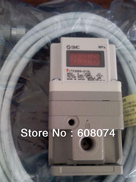 Smc Electro Pneumatic Regulator smc itv2031 312l5 electro pneumatic regulator dc24v rc1 4