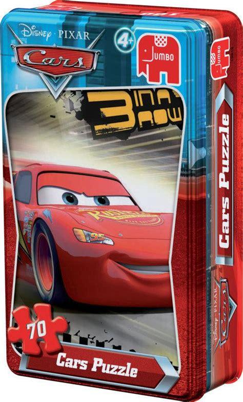 Cars Jumbo bol jumbo puzzel in blik cars jumbo