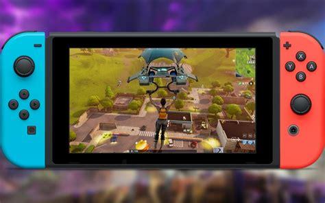 will fortnite be on switch fortnite sur nintendo switch sortie en juin 2018