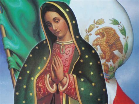 imagenes religiosas mexicanas la fe por la virgen de guadalupe resplandece en el valle