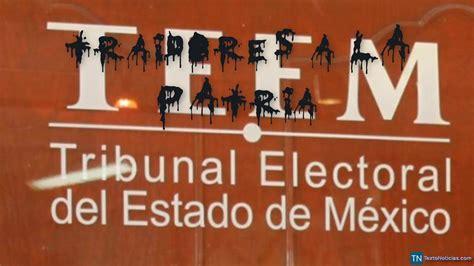 vergas del estado de mxico ilegalmente desechan todas las impugnaciones de morena y