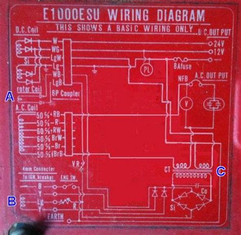 dunlite generator wiring diagram 32 wiring diagram