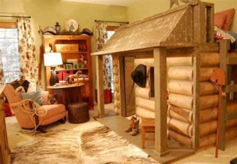 cabin themed bedroom sweet dreams are made of trees the coolest children s
