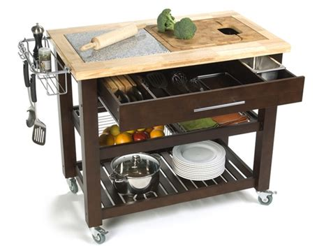 Patio Prep Station by Pro Chef 23 75x40 5 Quot Food Prep Station Home Woot