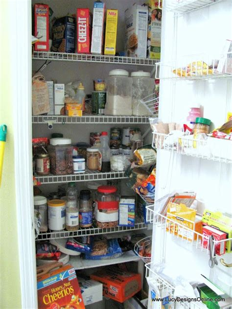 Wire Shelving For Pantry by Kitchen Pantry Makeover Diy Installing Wood Wrap Around