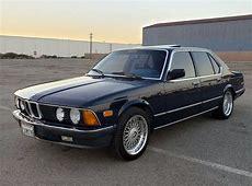 No Reserve: Euro 1984 BMW 745i Turbo for sale on BaT ... 745
