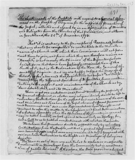 Jefferson Essay by Jefferson Papers 1606 To 1827 Library Of Congress