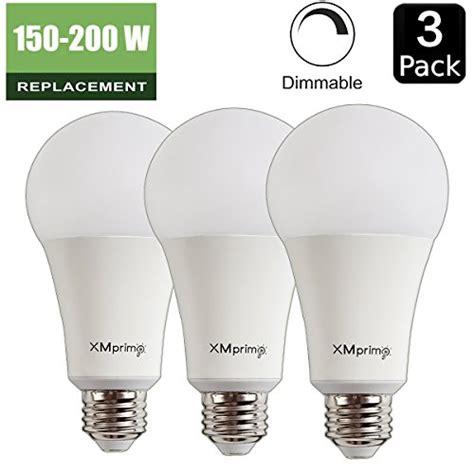 a21 led light bulb 22w 150w 200w equivalent a21 dimmable led light bulb