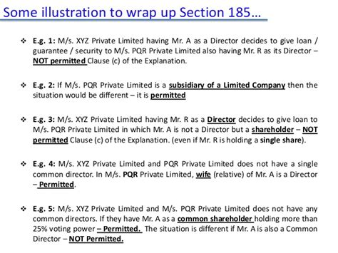 section 17 companies act companies act 2013 related party transactions