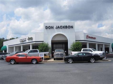 Jeep Dealerships Ga Don Jackson Chrysler Dodge Jeep Ram Union City Ga 30291