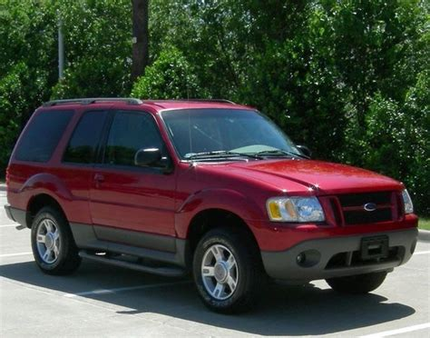 how it works cars 2003 ford explorer sport trac spare parts catalogs 2003 ford explorer sport overview cargurus