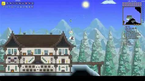 cool terraria houses terraria cool house youtube