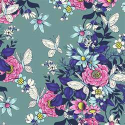 Creating Ebooks design a floral pattern for fabric in adobe photoshop