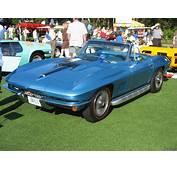 1967 Chevrolet Corvette Stingray L71 427/435 HP Pics &amp Info