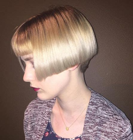 black short hair styles stacked freeze curls flips 1323 best bobbed hairstyles images on pinterest bob cuts