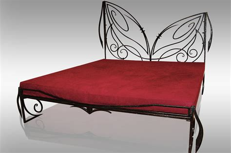 Custom Made Bed Frames Custom Made Bed Frame Leonard Metal Design