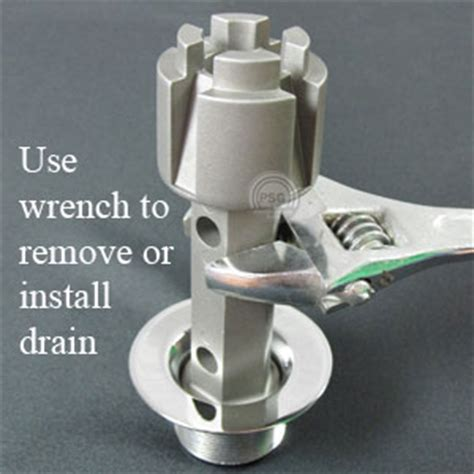 Kitchen Sink Drain Removal Tool How To Use Drain Removal Tools