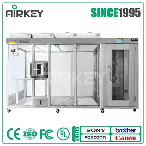 iso 5 clean room iso 5 modular air shower clean room portable pass box clean room buy pass box clean room pass